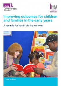 thumbnail of 1.43 Improving outcomes for children and families in the early years – a key role for health visiting services