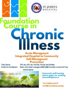 Community poster Foundation Course in Chronic Illness (4)