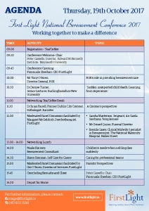 thumbnail of Conference 2017 Agenda