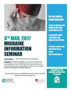 Dublin North Seminar Poster