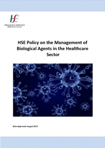 thumbnail of HSE Policy on the Managment of Biological Agents in the Healthcare Secto…