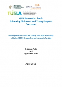 thumbnail of QCBI Innovation Fund information