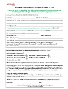 thumbnail of Registration Form